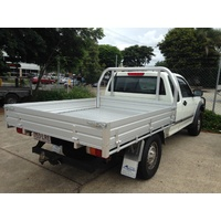 2180L x 1855W Heavy Duty Alloy Tray